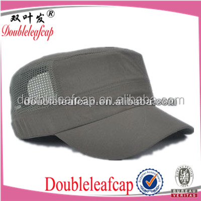 Newest Design Fashion Mesh Military Cap/ Army Cap/Leisure hat