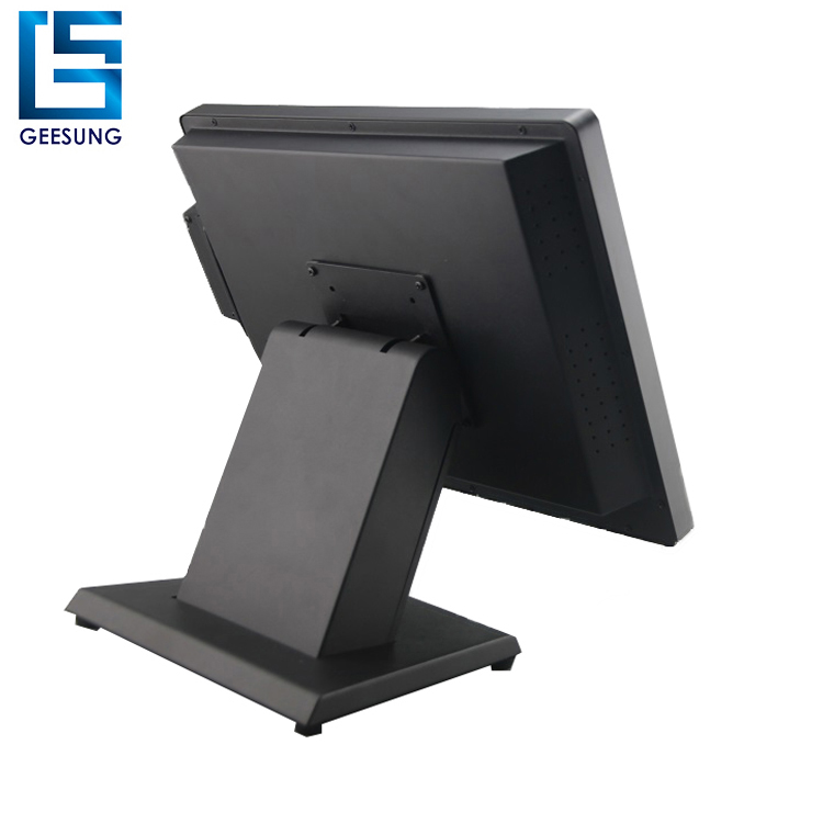 2018 15 inch cheap touch screen pos system with capacitive touch panel