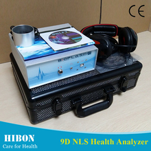 Quantum Therapy Machine Quantum Health Analyzer High Quality Bioplasm 9D Nls Health Analyzer