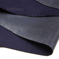 special shoes material suede bottom super soft pu fabric