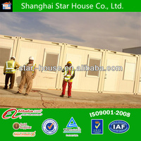 beautiful container prefabricated house plan