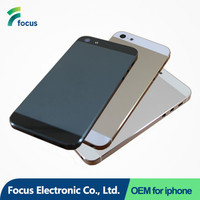 Factory price color change for back cover housing for iphone 5s