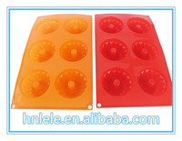 High Quality Donut Silicone Mold and Baking Pan