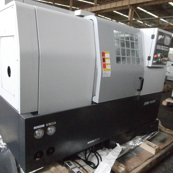 CK-40 turning center slant bed lathe cnc turning