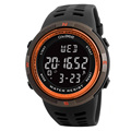 cheap sport water resistant bluetooth smart watch mobile phone