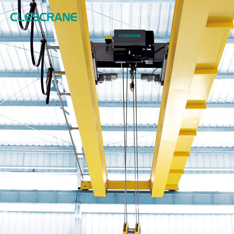 Worldwide renown electric overhead travelling crane