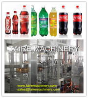 Taire Wholesale Price Beverage Bottle Carbonated Soft Drink Filling Machine