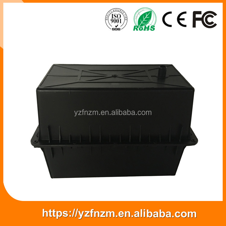 Top selling products 2016 polypropylene simple construction lead acid battery box