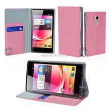 For Acer Liquid Z5 Case, Hot Smart PU Luxury Leather Cover For Acer Z5 With Card Holder