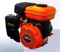 2.6 hp single cylinder with Air-cooled gasoline engine,petrol engine