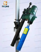 electric motor core drilling machine