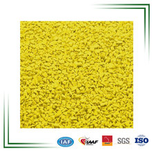 Recycling Safety Colored Epdm Rubber Granules Prices