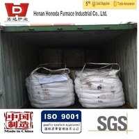 heat thermal insulation basic low cement refractory powder