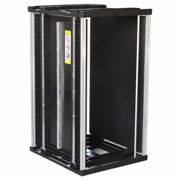 535*530*570 mm High Temperature SMT ESD PCB Storage Rack , ESD Magazine Rack ESD Storage Racks for PCB 50 boards