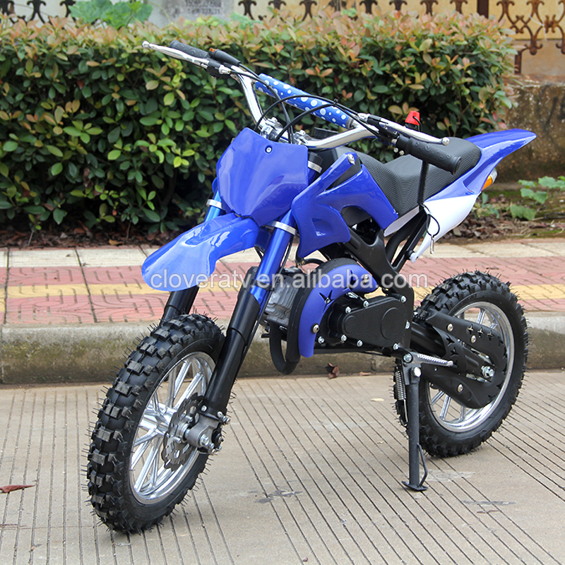 China Used Kids Motor Cross 50cc 2 Stroke Dirt Bike