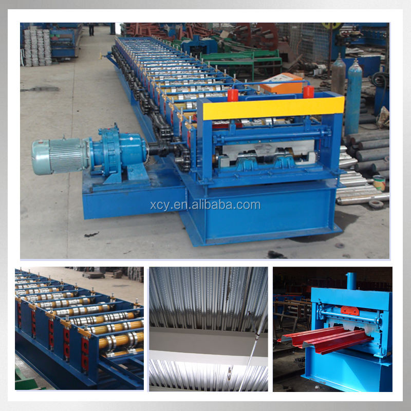 floor ceramic tiles deck glazed roll forming making machinery