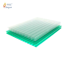 Wholesale solid polycarbonate sheet greenhouse for agriculture