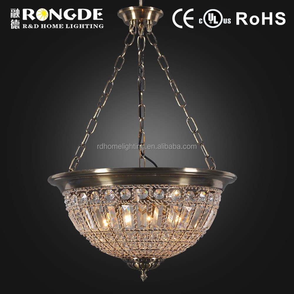 Large french lead crystal chandelier wholesale
