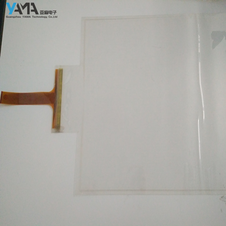 high resolution 46inch touch foil film lcd window touch film