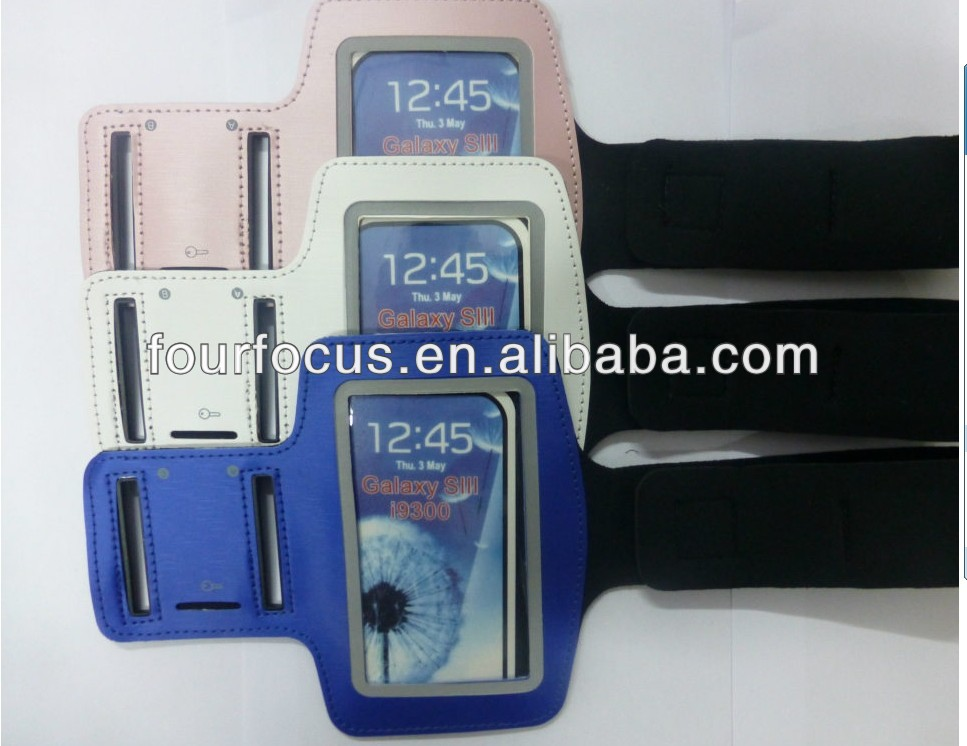 Washable and Durable armband phone case for iphone accessories fits most arm sizes