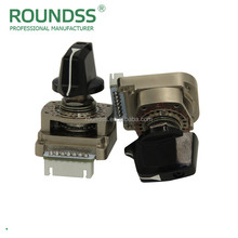 Digital electronic handwheel band switch for CNC control panel