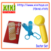 New styles plastic kids doctor play set