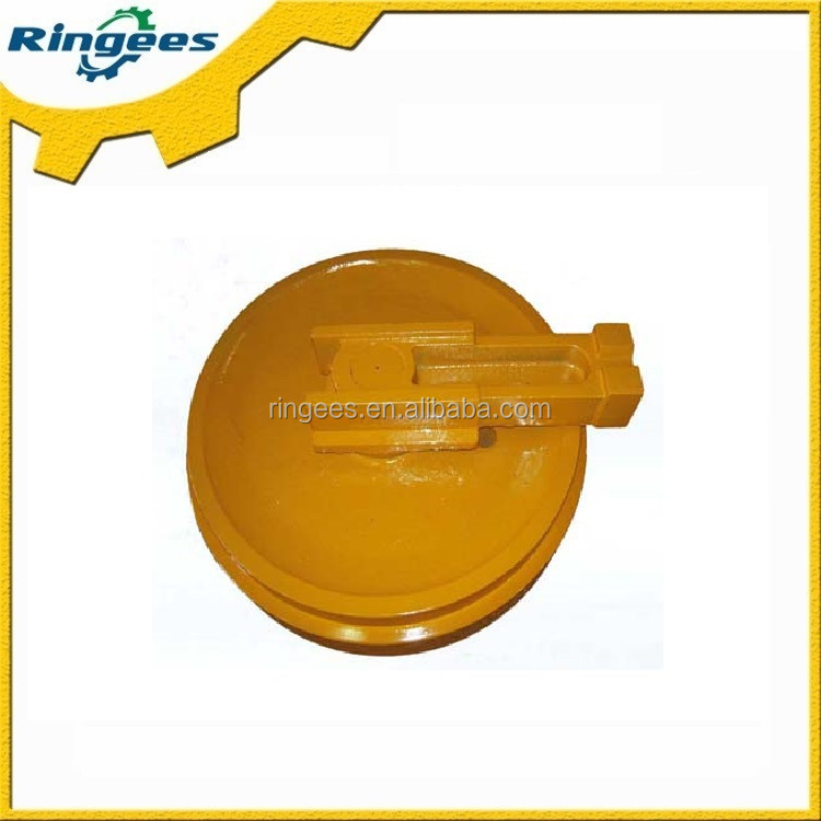 Excavator front idler for cat E303.5