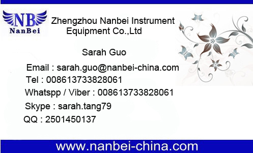 High efficiency Oil seal Horizontal Planetary Ball Mill