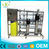 factory supply CE approved 2000LPH water treatment equipment/reverse osmosis systems machine