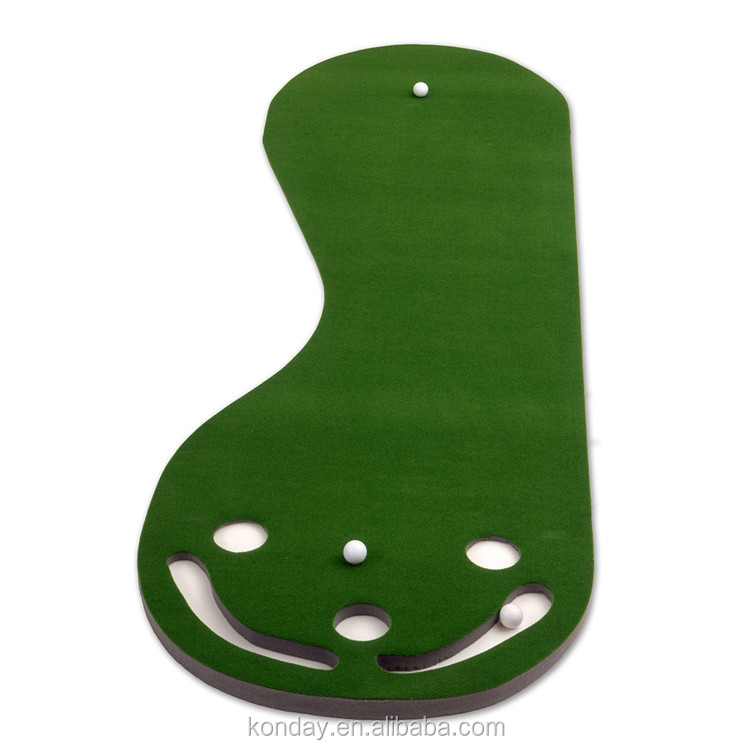 New type Golf Putting Green Mat For Sale