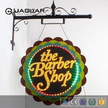 New arrival custom hair salon led sign barber shop led open sign
