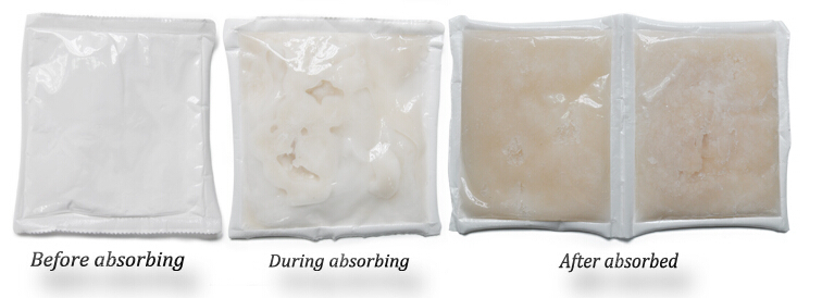 Eco-friendly calcium oxide desiccant for absorbing moisture in sealed carton box bag