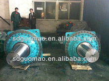 Highe torque and quality P series right angle planetary gearbox
