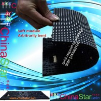 soft module flexible LED screen module Arbitrary shape LED display OLED display