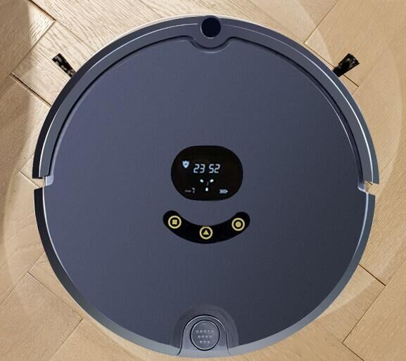 New Robortic Vaccum Cleaner automatic robort <strong>vacuum</strong> cleaner/With Navigation