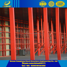 Prefab New Design Structural Steel Frame Workshop for Sale