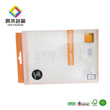 OEM Clear Pvc Displaying Box Plastic Packaging Box