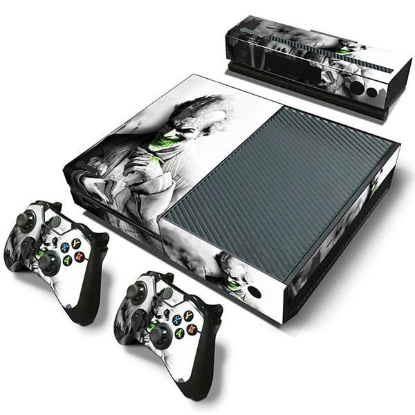 OEM ODM design protective cover for xbox one vinyl skins sticker decal