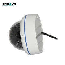 Vandal-proof Dome 720P HD IR CCTV P2P Motion Detect Network IP Camera