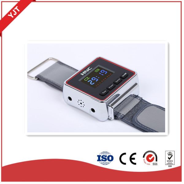 650nm low level laser therapy blood pressure control equipment for reducing cholesterol