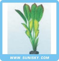 Buy plastic recycling plant.artificial plants trees.silk aquarium ...