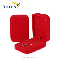 Jewelry box velvet/ornament packaging box for jewelry