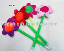 sunflower craft ball pen