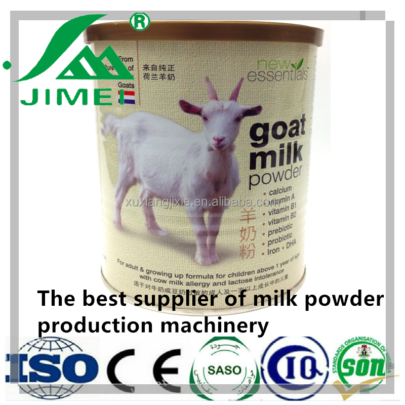 goat milk powder making processing production line plant equipment