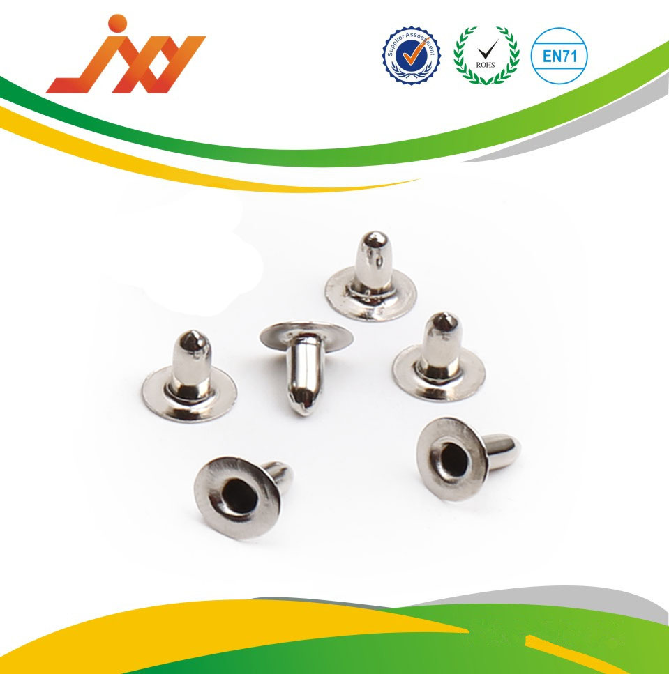 good quality rivet iron metal sharp end solid rivet made in China