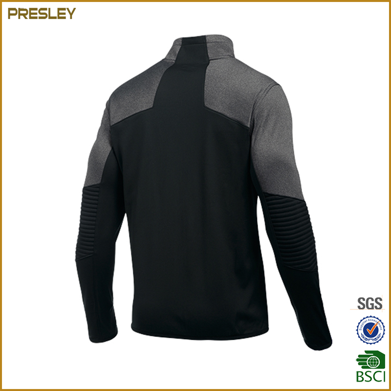 Personalized 100% polyester mens lightweight breathable sport jacket made in China