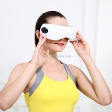 Hot Sale Vibrating Eye Massager With Music/Air Pressure Eye Massage Machine/Magic Eye Massager