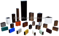 jiahua aluminium curtain wall materials