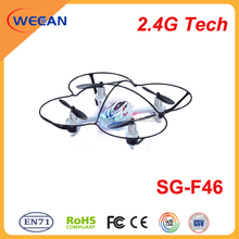 combination 2.4g rc cool quadcopter drone rc helicopter long fly time