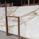 Italy natural calacatta gold marble slab calacatta gold tiles
